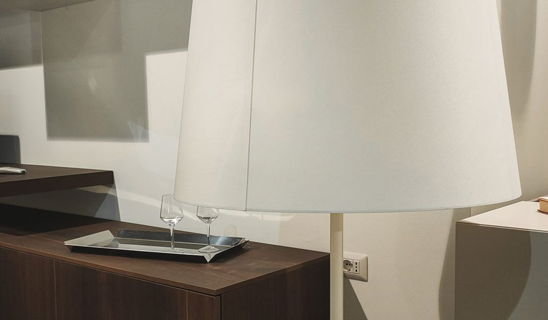 CALLIGARIS – LAMPADA DA TERRA BIG WAVE